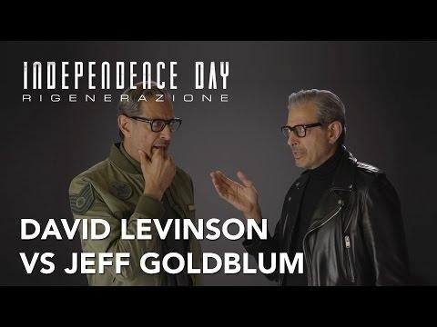 David Levinson vs Jeff Goldblum   Independence day: Rigenerazione   Featurette [HD]