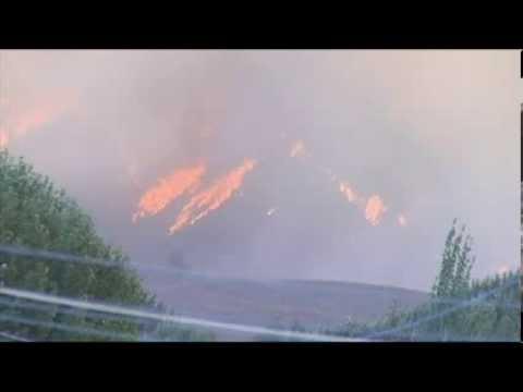Idaho Wildfires Thousands Are Evacuated