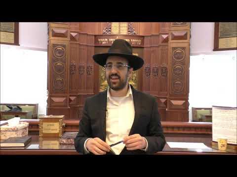 """הרב מאיר אליהו שליט""""א - פרשת חוקת- תשע""""ט - משכן יהודה"""