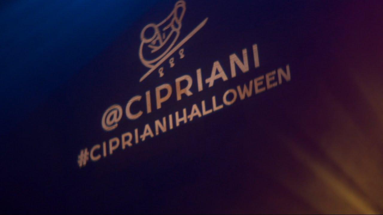 cipriani halloween 2016