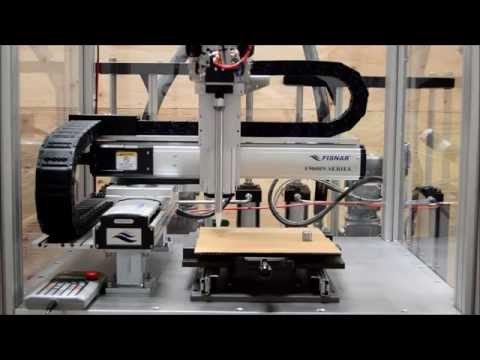 Automated Dispensing Cell by Fluid Research Corp
