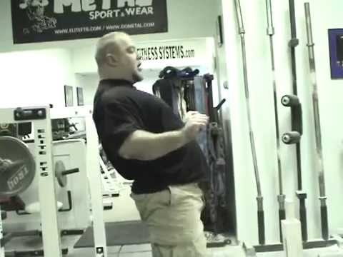 Elite FTS Exercise Index Bench Press DAVE TATE