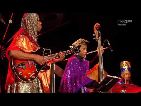 Sun Ra Arkestra ... @ Warsaw Summer Jazz Days 2013 [HD]
