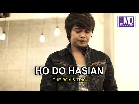 HO DO HASIAN - THE BOYS TRIO VOL.1