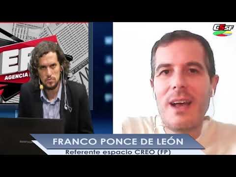 Ponce de León: Desde CREO ratificamos la pertenencia al Frente Progresista