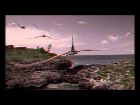 Trailer 3D Kính Red-Cyan