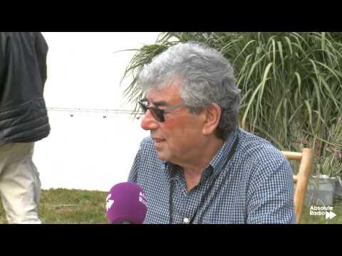 Graham Gouldman from 10cc - Interview at Cornbury 2014