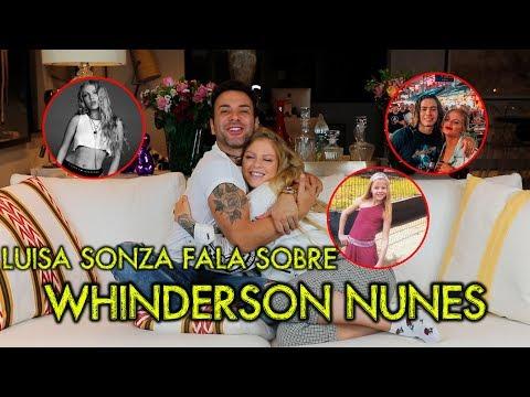 LUISA SONZA FALA DO CASAMENTO COM WHINDERSSON NUNES E MOMENTOS NUNCA FALADO ANTES