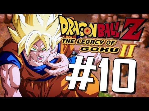 Goku's Heart Attack & The Prince Returns!! | Dragon Ball Z: The Legacy of Goku II - Part 10