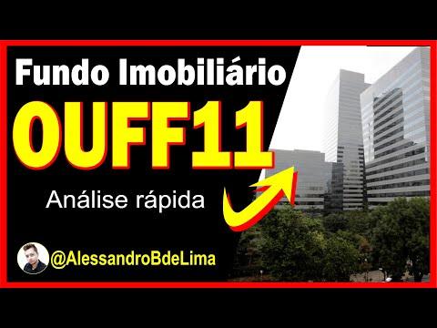 OUFF11 (FII) Fundo Imobiliário Ourinvest Fundo de Fundos