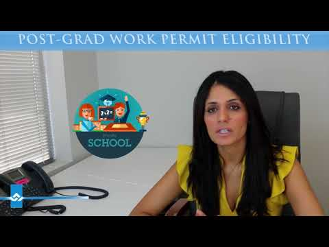 Post Grad Work Permit Eligibility
