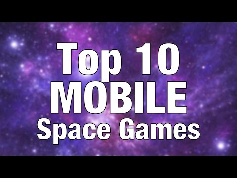 Top 10 Best MOBILE Space Games of 2016