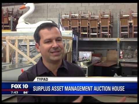 Surplus Asset Management Typad Spot