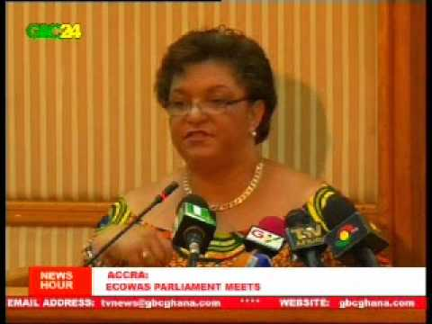 ECOWAS Parliament Meets Over Trade Challenges