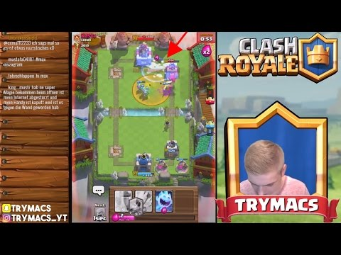 3 MUSKETEERS + FREEZE DECK | PLATZ 1 GLOBAL DECK | SO VIEL POTENZIAL! | SIEGESSERIE | CLASH ROYALE