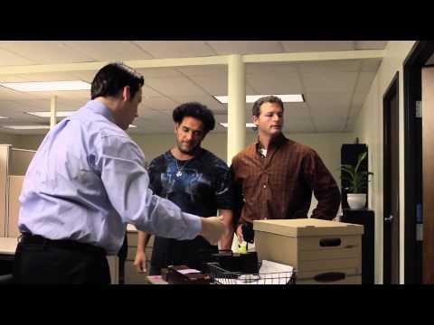 Office Ninja - Official Trailer 1 [HD]