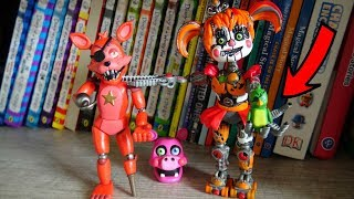 FNAF 6 Action Figures - Rockstar Foxy Problem Video