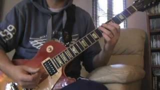 Y&T - Barroom Boogie- Guitar cover