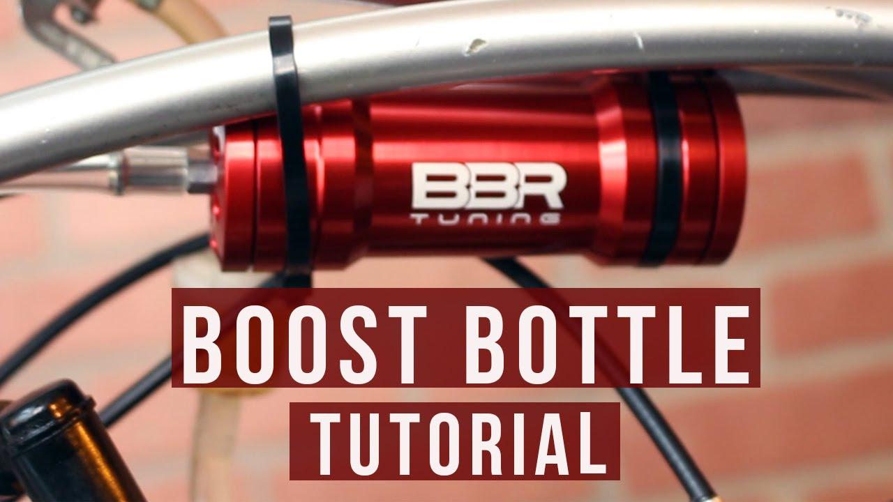Upgrade Boost Power Bottle For 48 50 60 80 cc Motorized Bicycle Push Pocket Bike