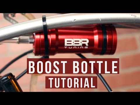 Boost Bottle Installation for Motorized Bikes Tutorial | 66cc 80cc 49cc 50cc 2-Stroke