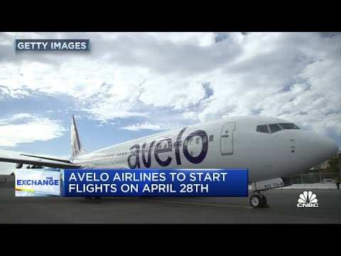 New Low-Cost Avelo Airlines Launches April 28 With $19 Fares