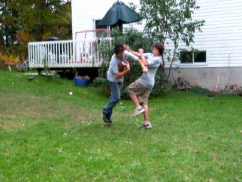 big hit backyard football youtube