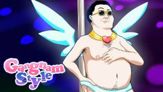 Repeat youtube video PSY Away - Gangnam Style vs. Panty and Stocking