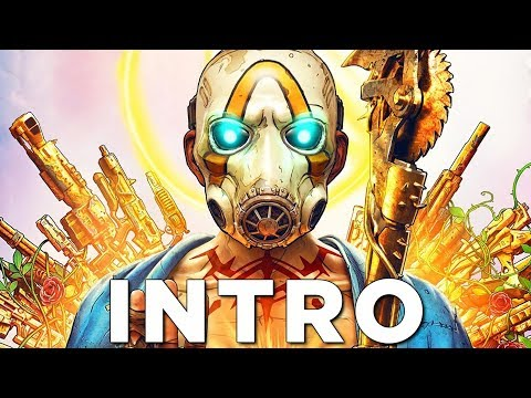 BORDERLANDS 3 Walkthrough Gameplay Part 1 - INTRO