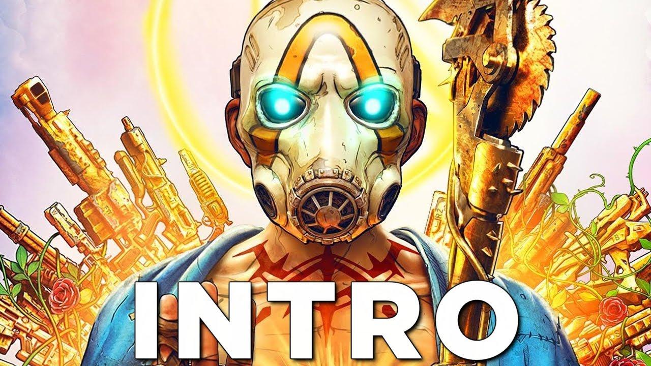 BORDERLANDS 3 Walkthrough Gameplay Part 1 - INTRO