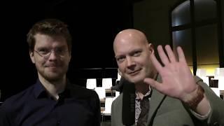 Der Rundfunkchor Berlin gestaltet das Abschlusskonzert des Vokalfes...