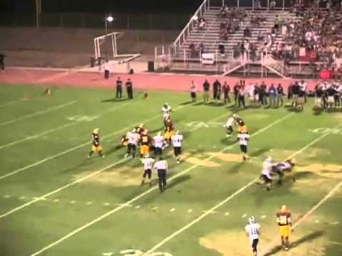 #79 RT Patrick Joseph Hamilton High School Senior Football Highlights Army Commit Class of 2013