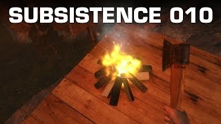SUBSISTENCE [010] [Aller Anfang ist schwer] [Let's Play Gameplay Deutsch German] thumbnail