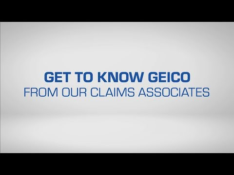 Geico Careers From Our Claims Ociates