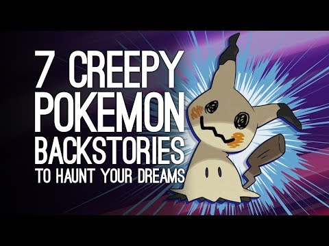 7 Creepiest Pokemon Backstories That Will Fuel Your Nightmares Forever, Sorry