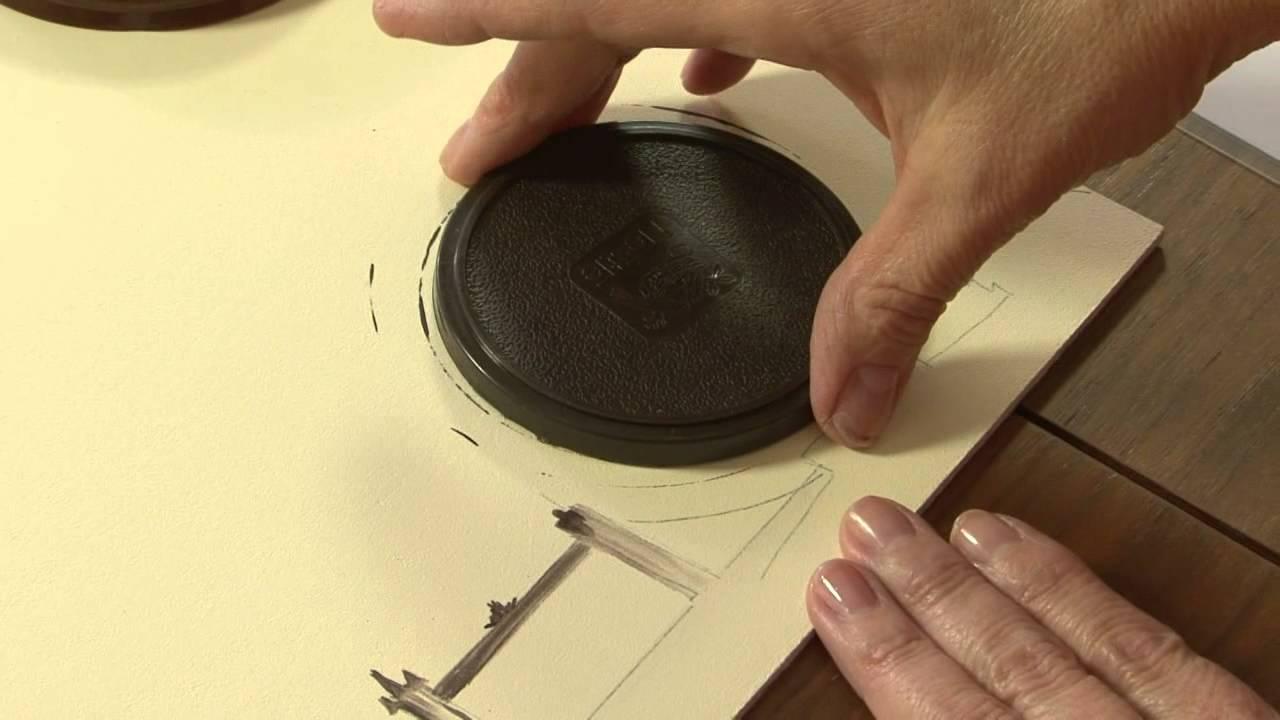 Pintura sobre madera como decorar una caja para manicure - Como decorar cajas de madera paso a paso ...