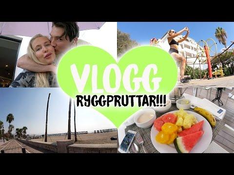 RYGGPRUTTAR!!! | Vlogg 2 Marbella
