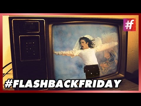 #fame hollywood - Michael Jackson -- A Tribute   #FlashBackFriday