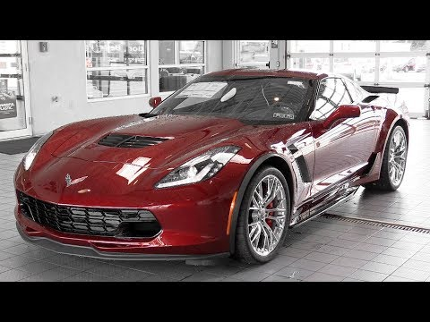 2018 Chevrolet Corvette Z06: Review