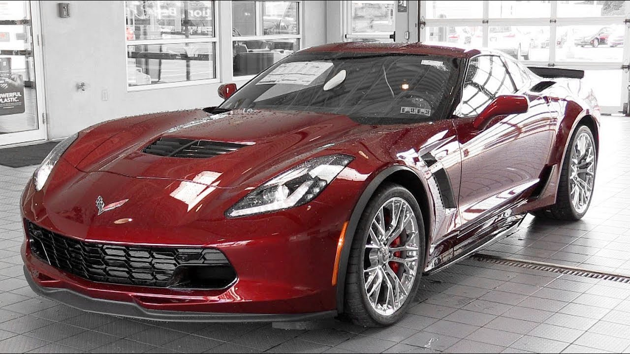 2018 Chevrolet Corvette Z06: Review - YouTube