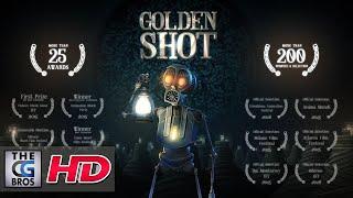 """**Award Winning** CGI 3D Animated Short  Film:  """"Golden Shot""""  - by Gökalp Gönen"""