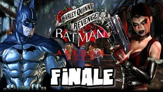 Batman Arkham City Armored Edition Wii U - (1080p) Harley Quinn