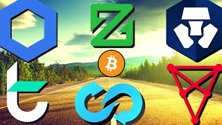 HUGE CRYPTO NEWS! Chainlink, Crypto.com, Zcoin Halving, TomoChain, TrustSwap