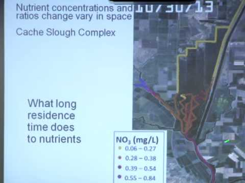 DSC Delta Science Program Workshop - April 17, 2014 - Tidal Dispersion and Nutrient Flux