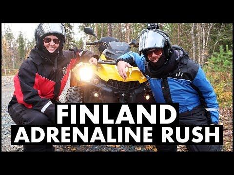 Finland Adrenaline Rush