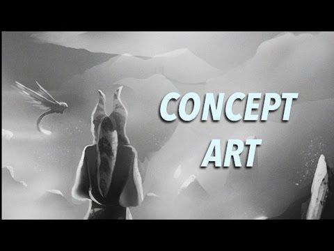 Digital Painting | Sci-Fi Landscape Concept