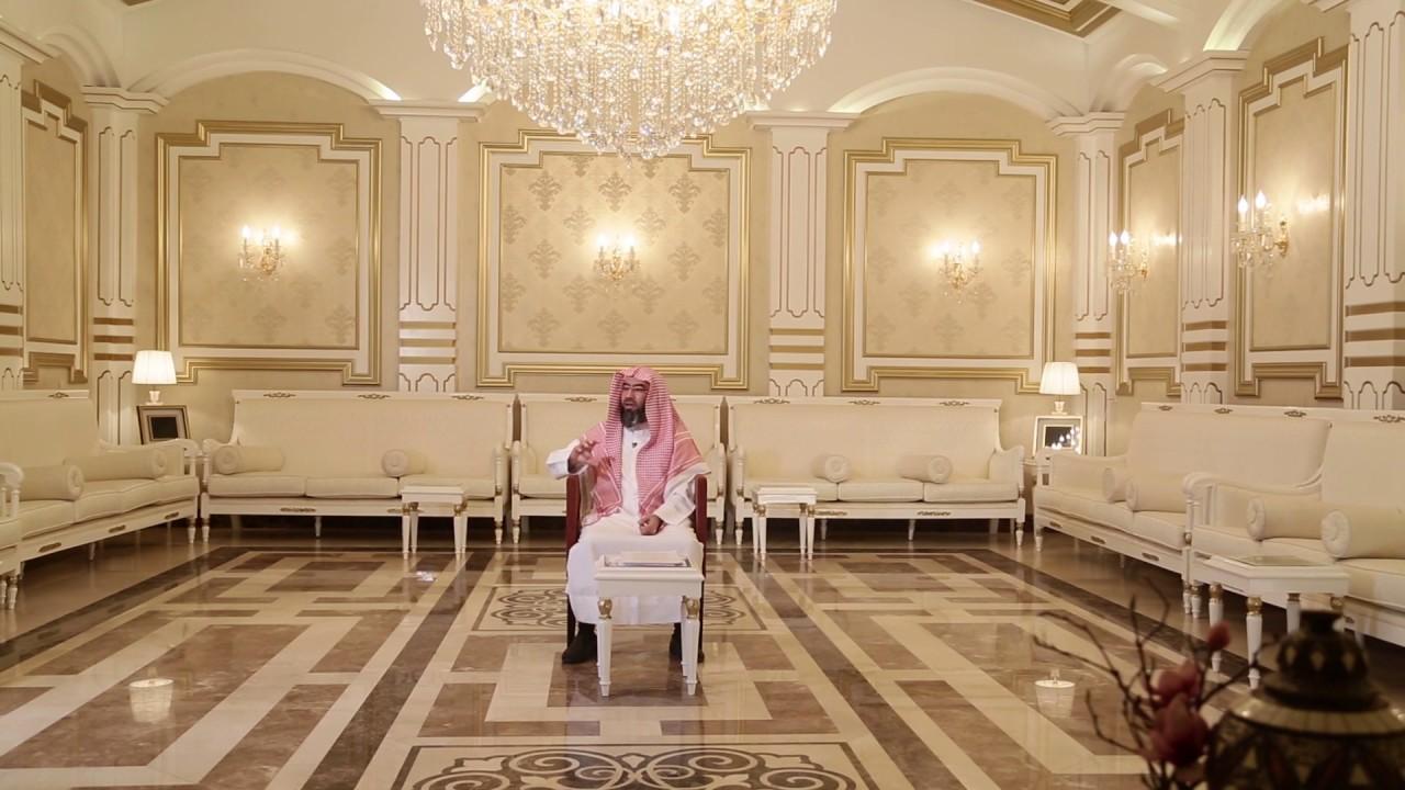 قصة وآية ( 7 ) الشيخ نبيل العوضي بيوت النبي والخطوات المكتوبة وخلق الإنسان