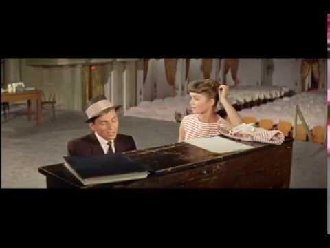 "Frank Sinatra and Debbie Reynolds - ""The Tender Trap"" (1955)"