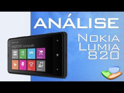 Nokia Lumia 820 [Análise de Produto] - Tecmundo