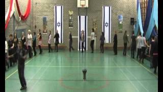 Tena'eini Oti dance by Meir Shem-Tov - תנענעי אותי