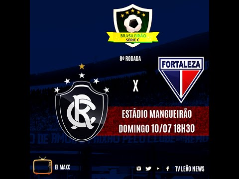 Série C - Clube do Remo 2 x 0 Fortaleza  - Jogo Completo